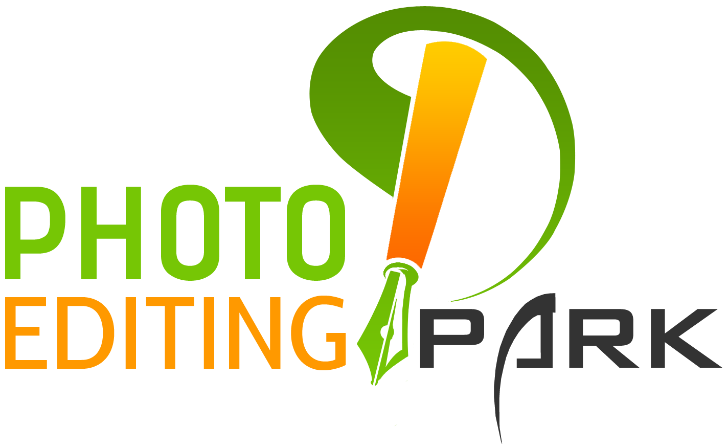 Photo Editing Park Logo